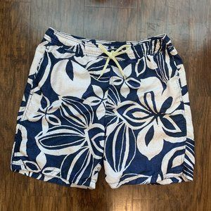merona men's swim trunks - size M